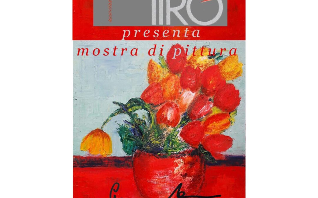 Un tuffo nel colore, mostra di pittura, incisioni di Gerarda Buffa.